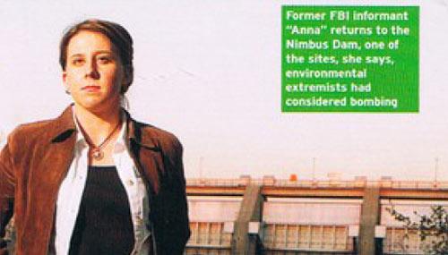 Anna FBI Agent Elle