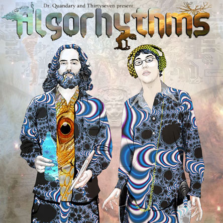 Algorhythms EP World-Around Records
