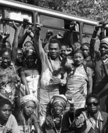 Fela Kuti's Kalakuta Republic