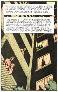 Watchmen Kitty Genovese