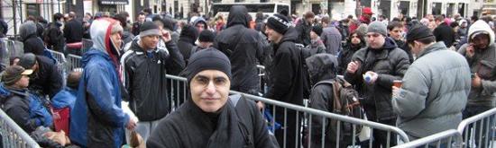 Hazem Sayed #OccupyWallStreet