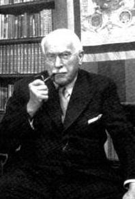 Carl Gustav Jung pipe mandala