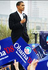 Barack Obama democracy