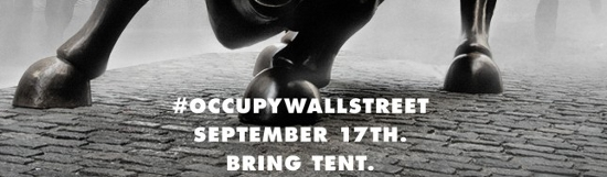 Occupy Wall Street | Bring Tent