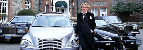 G Clotaire Rapaille mansion cars