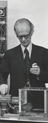 BF Skinner Lab work